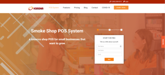 korona-tobacco-point-of-sale-software