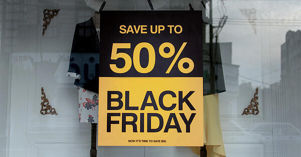 retail holiday promos