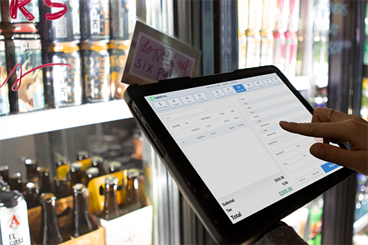 CAP-Tablet-Beer-Cooler-Inventory-Check
